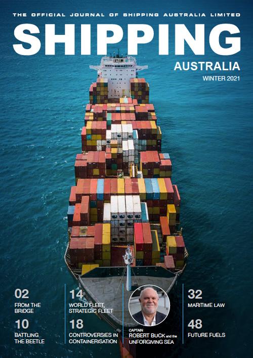 Shipping Australia Magazine Winter 2021
